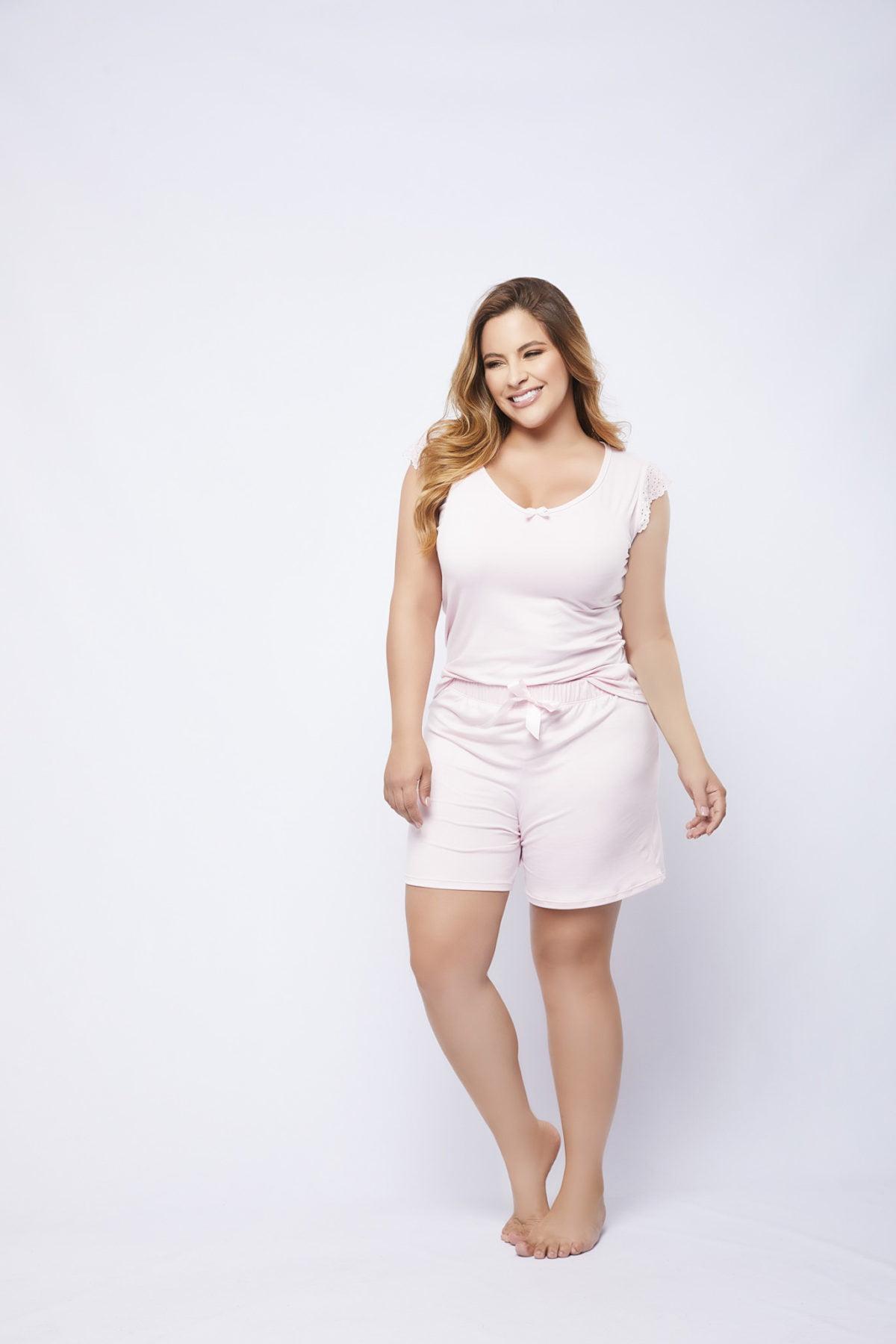 Pijamas mujer tallas grandes